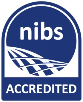 NIBS Accredited Logo