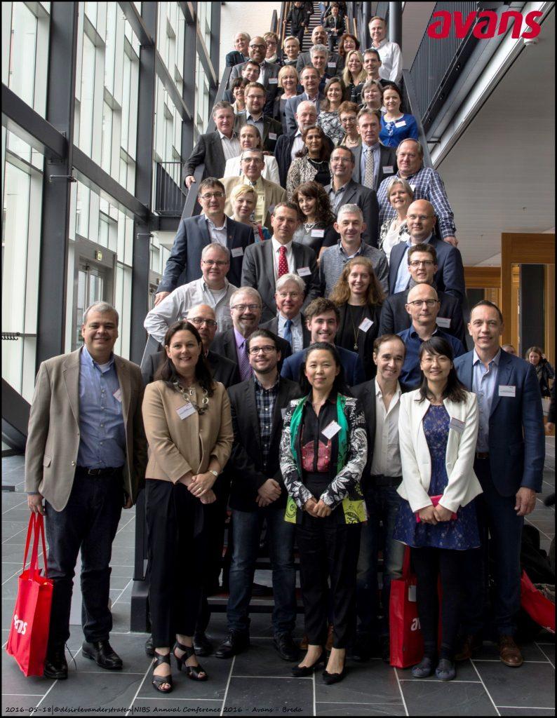 NIBS Conference 2016 Avans Breda