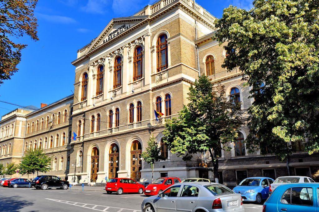 Babeş-Bolyai University